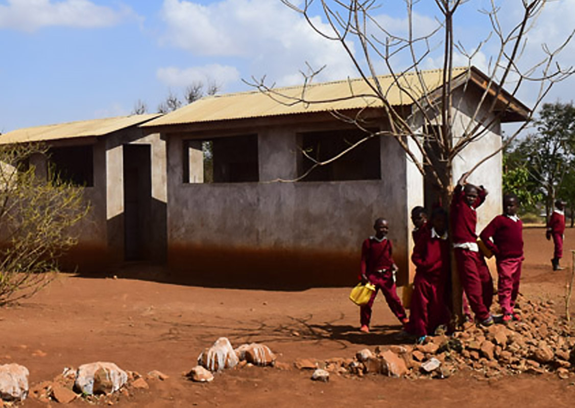 enriching-lives-international-relief-program-tanzania-muungano-primary-school-outside
