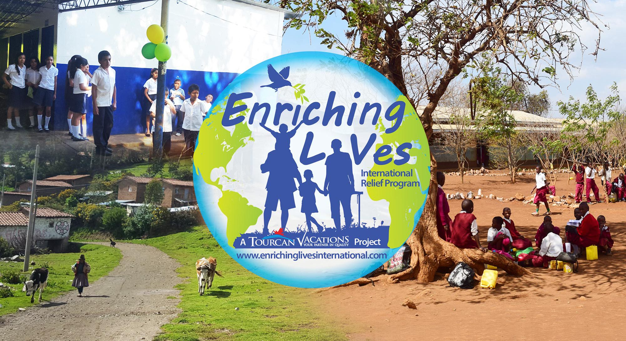 Enriching Lives International Relief Program